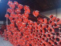 Teava plastic (PE100) Irigatii PN6 - 6m - ∅75 - 6MT75