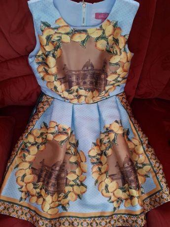Продам детское коктейльное платье,для девочек в возврасте 10-11лет