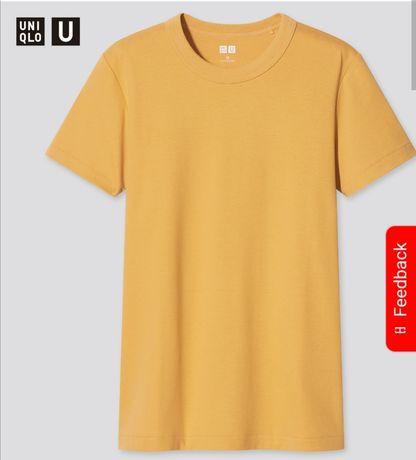 НОВЫЕ футболки uniqlo