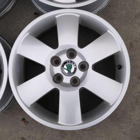 Алуминиеви джанти 15 за Skoda Seat Volkswagen