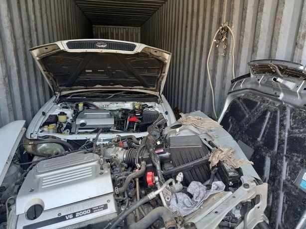 Мотор привозной бу Япония Ниссан Цефиро А32/Nissan CEFIRO