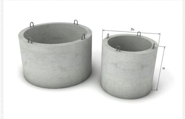 ЖБИ кольца,канализационные кольца,для септиков, туалетов,откачка