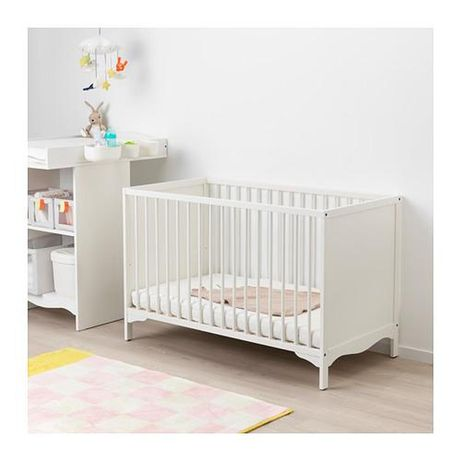 Patut copii 0 - 3 ani IKEA; 60 x 120 cm