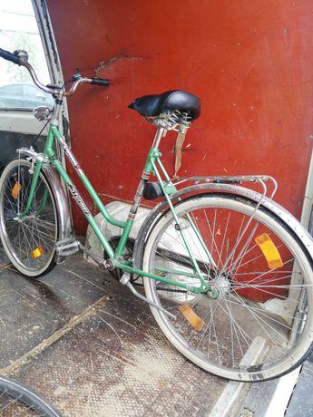 Bicicleta dama și bărbați