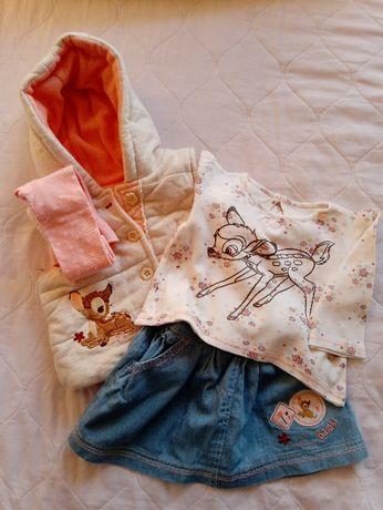детски и бебешки дрешки за момиче 00-3год