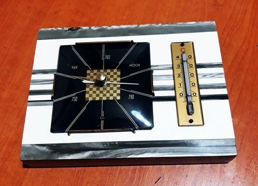 Barometru / Termometru -TORR de perete -1969 - Model rar