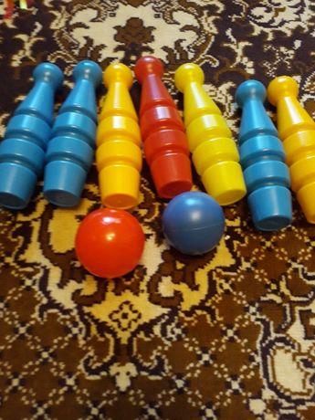 Jocuri copii popice 30 lei