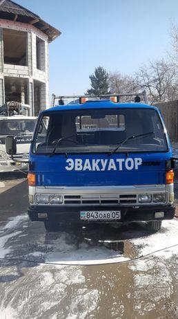 Эвакуатор по Талгару и город