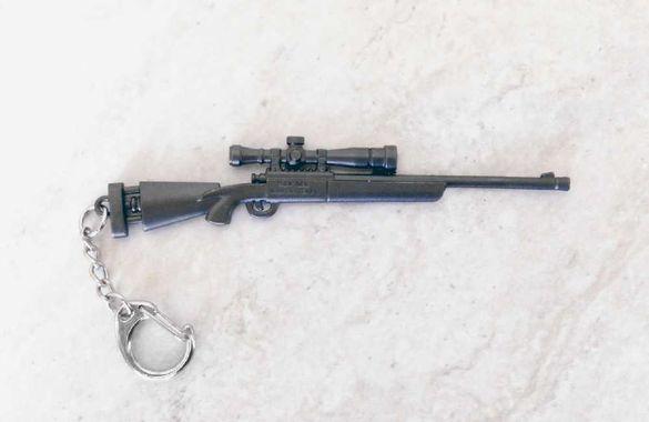 Метален ключодържател Снайпер M24 Weapon