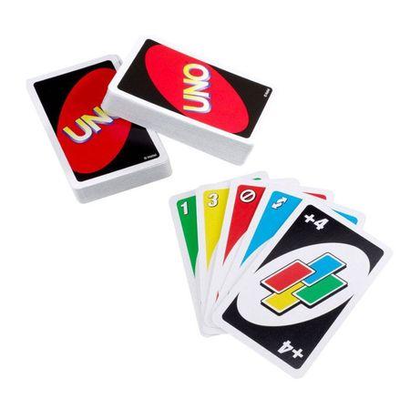 УНО КАРТА UNO для игры