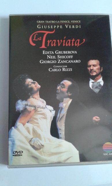 DVD La Traviata-Giuseppe Verdi (colectie) Gran Teatro La Fenice,Venice