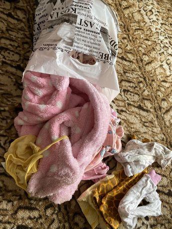 Вещи для девочек новорожденного