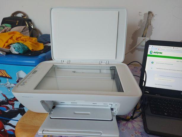 Продам принтер модель hp