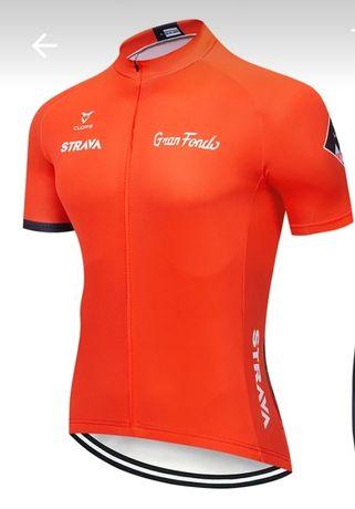 "Tricou ciclism nou ,, Ropa Quick Dry "" unisex, marimea M."