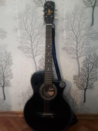 Гитара акустическая для навечка
