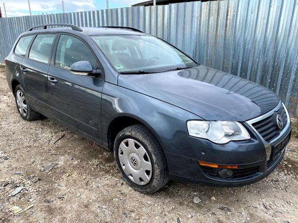Продавам VW Passat 1.4 TSI, Бензин/Метан, 122 к.с., 2006 г. на части