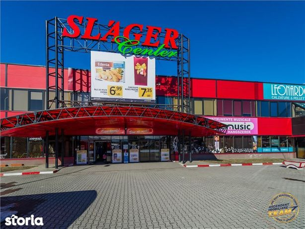 FILM PREZENTARE! Mall -  Centru comercial, o cheie a succesului in afa