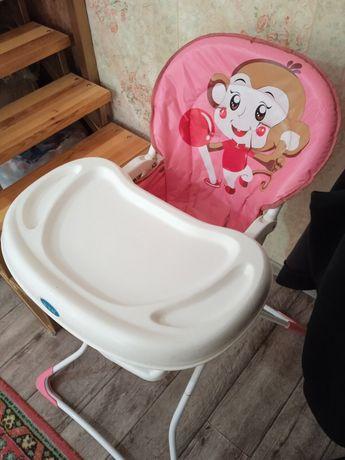 Детское кресло стульчик