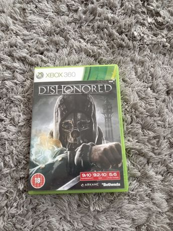 Joc/jocuri Dishonored Xbox 360 original