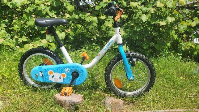 Bicicletă copii 3-7 ani
