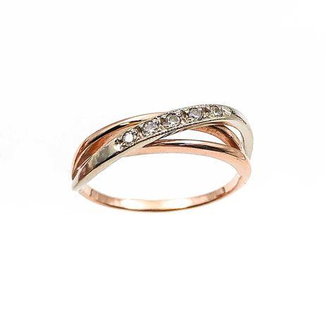 АКЦИЯ! Золотое кольцо, красное 585 пробы «Ломбард Верный» А6203