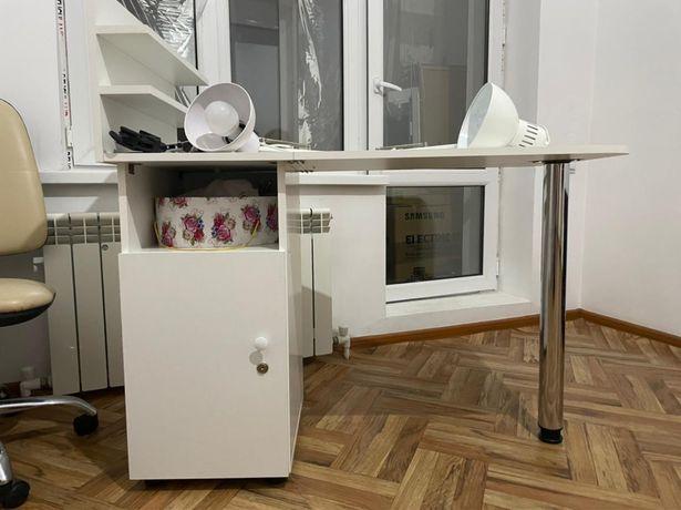 Продам маникюрный стол 13тыс тг