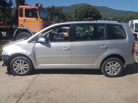 VW Touran-2.0/140к.с./2005г-на части