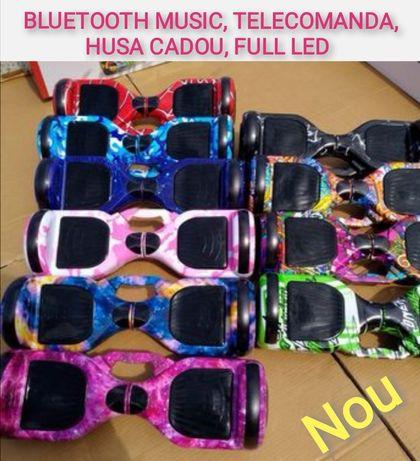 Hoverboard Nou Carbon lite