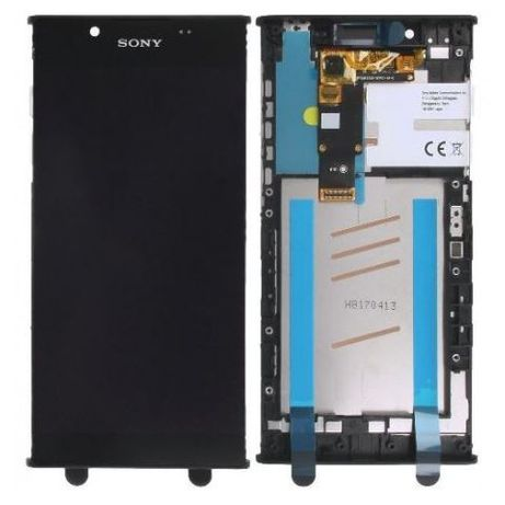 Display cu touchscreen si rama Sony G3311, G3312, G3313, Xperia L1