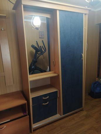 Удобный и вместительный шкаф-купе. Срочно!
