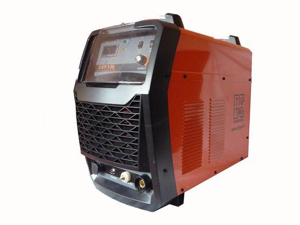 Апарат за плазменно рязане CUT 130 с изходи за управление от CNC