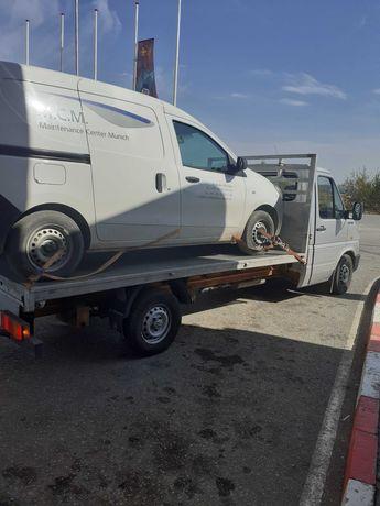 Извършваме транспорт на леки автомобили от чужбина и в страната