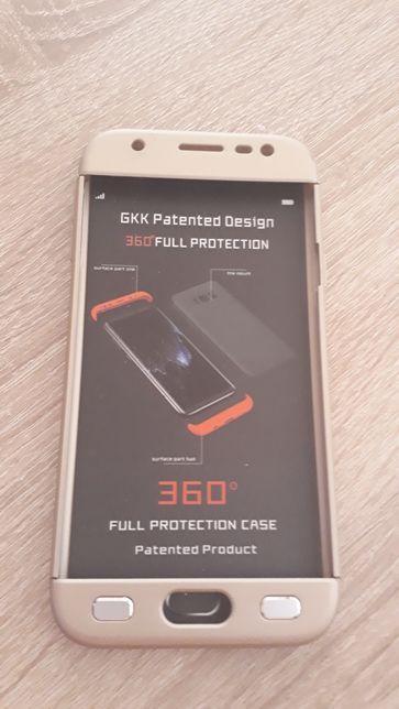 Husa Samsung Galaxy GKK 360 J3 (2017) / J3 Pro Gold