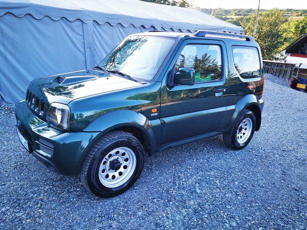 Suzuki Jimny 14.06.2007 stare foarte bună /1.5 Diesel