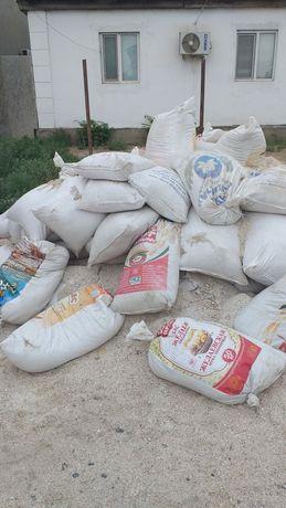 Продается ракушка, прикормка для птиц и курей. 1 мешок (50кг) 1000 тг.