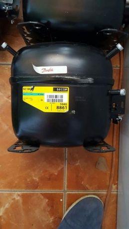 compresor motor frigorific vitrina sc18g danfoss 844w nou sigilat