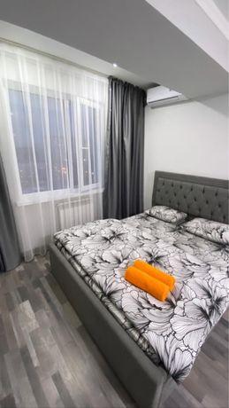 1-комнатная квартира в жк молодежном.шевченко-сейфулина.12000тг