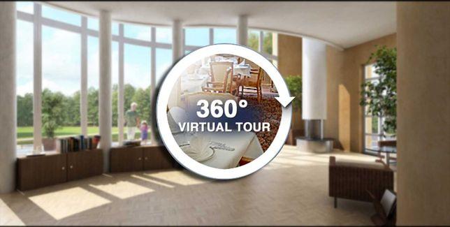 Tur virtual 360 - imobiliare, hoteluri, pensiuni, restaurante, muzee