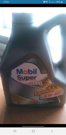 Продам моторное масло Mobil 5w40