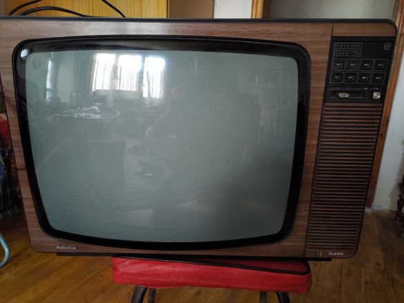 Телевизор National Color TV Mastsushita Panasonic