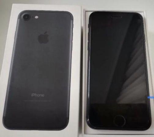 Смартфог APPLE IPHONE 7 128GB black