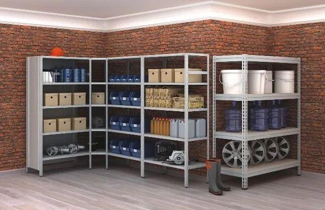 Стеллажи и шкафы металлические ПО ОПТОВЫМ ЦЕНАМ