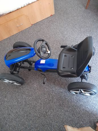Carting cu pedale pentru copii 3-10 ani