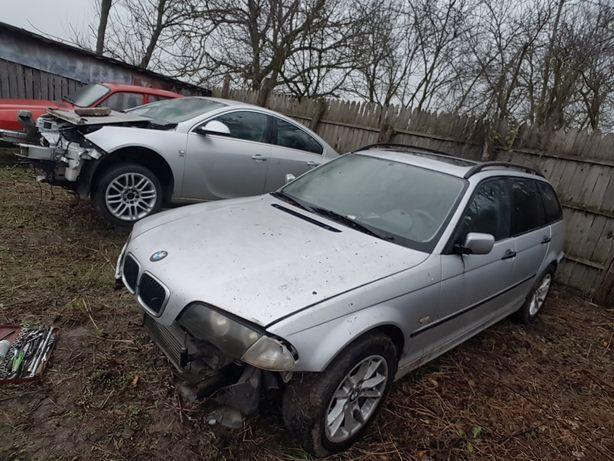 Dezmembrez BMW e46 si Opel insignia la preturi forte mici.