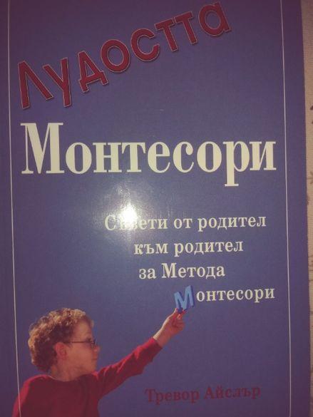 Книга Лудостта Монтесори