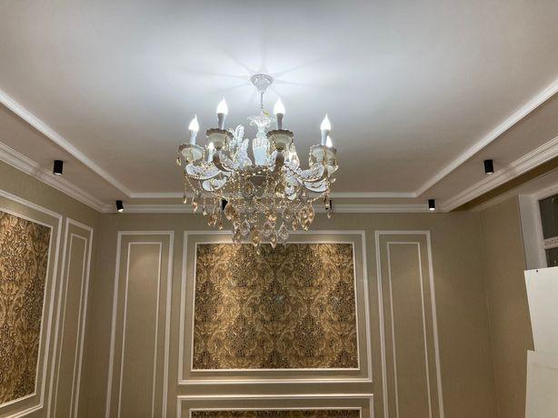 Ремонт квартир под ключ с качеством и гарантий