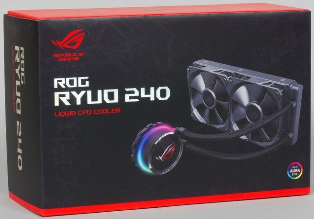 Система жидкостного охлаждения ASUS ROG RYUO 240