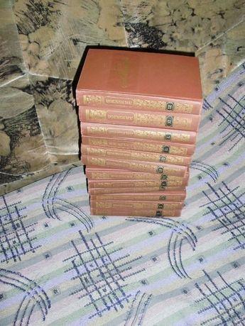 Продам книги. Лев. Толстой. Собрание сочинений в 12 томах.