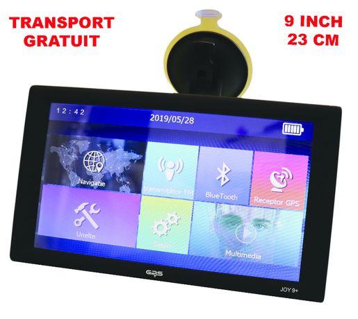 GPS 9 inch AV IN FM Harti 2021 Full Europa 3D TIR CAMION AUTO + CADOU