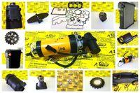 Bieleta directie,ulei, filtru, JCB 3CX, 4CX, 3CX SUPER mini excavator